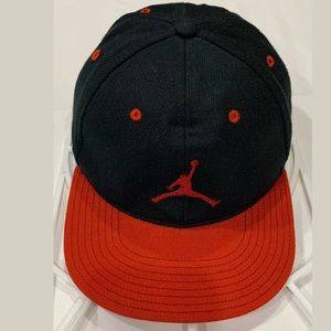 Youth Jordan SnapBack Retro Jumping Man Hat